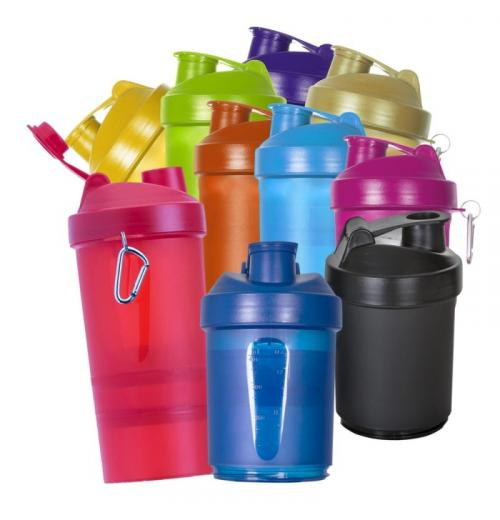 Coqueteleira 400ml fitness